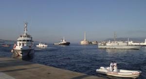 Rievocazione storica dello sbarco a Messina di Don Giovanni D'Austria.