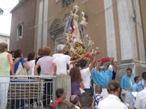 Guardavalle (Cz). Solenni festeggiamenti in onore di Maria SS. del Carmine.