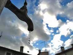 Crisi idrica nella Piane di Milazzo (Me)