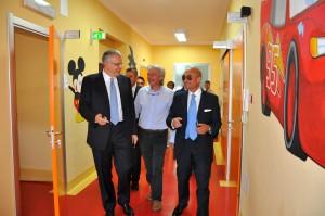 Inaugurazione Reparto Pediatria ospedale Soveria Mannelli