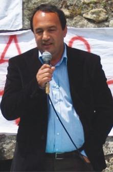 Lucano, Manoccio e Maiolo interrompono lo sciopero della fame.