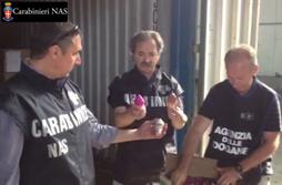 Sicurezza dei bambini: a La Spezia sequestrate oltre 35 mila confezioni di bolle di sapone