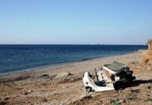 Degrado e abbandono sul litorale di Contesse. La denuncia dei consiglieri Pd deI II quartiere.