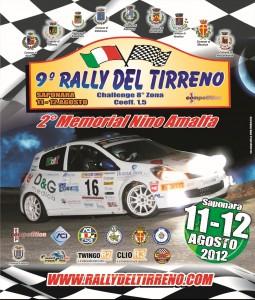 Lunedì stop alle iscrizioni al 9° Rally del Tirreno
