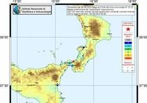 In pochissimo tempo quattro scosse sismiche in Calabria.