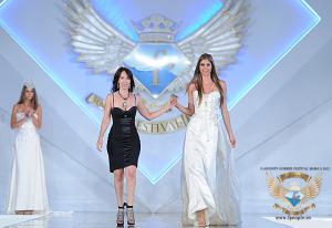 L'arte della stilista del CAM Tina Arena conquista l'Europa.