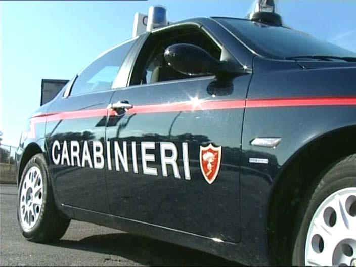 Carabinieri della Stazione di Taormina (Me) arrestano a Giarre un 64enne, per cumulo di pene.