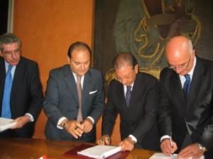 Il Commissario straordinario Luigi Croce si è insediato stamani al Comune di Messina.