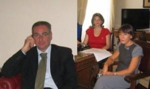 Il Commissario straordinario Croce conferisce gli incarichi dell'Ufficio di Gabinetto