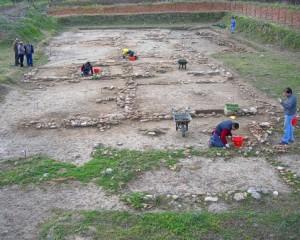 Monasterace (Rc): scoperto mosaico di 25 metri quadrati.