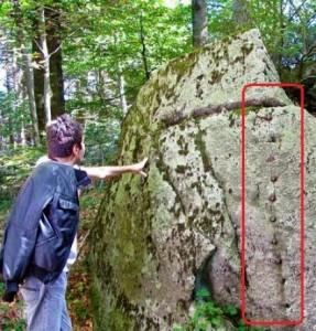 """Calabria, scoperta """"Stonehenge all'italiana"""". Il sito preistorico è un villaggio megalitico costellato di simboli di cui non si conosce il significato"""