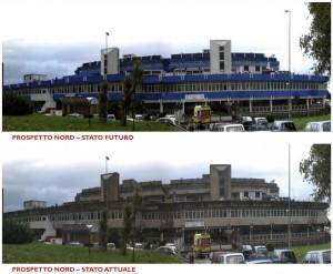 """Avviate le procedure per appaltare i lavori di ristrutturazione dell'ospedale """"Giovanni Paolo II"""" di Lamezia Terme."""