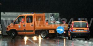 Calabria, Anas: a causa di un incidente mortale, è provvisoriamente chiusa al traffico la strada statale 106 `Jonica` al km 301,900 a Cariati, in provincia di Cosenza