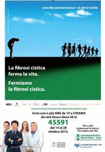 """Campagna Nazionale """"Un ciclamino per vincere la fibrosi cistica""""."""