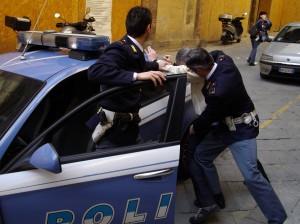 Catania. Polizia di Stato sventa una rapina.