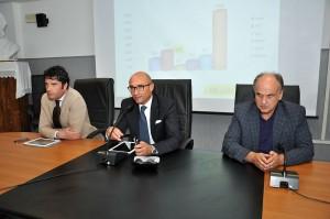 Asp Catanzaro: conferenza stampa di presentazione del bilancio 2012