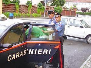 Giardini Naxos (Me). Carabinieri arrestano cittadino ucraino dopo notte di terrore.