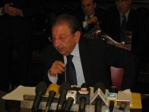 Situazione finanziaria comunale: conferenza stampa del Commissario Luigi Croce
