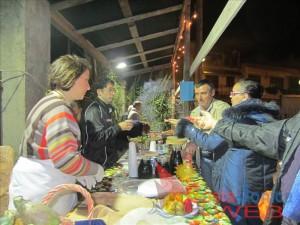 Zafferia (Me). La JobelFest svoltasi sabato 17 ha richiamato, come al solito, un nutrito gruppo di partecipanti.