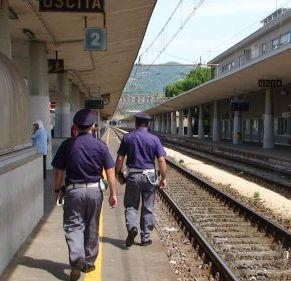 Catania. Polizia Ferroviaria: Natale sicuro su treni e stazioni