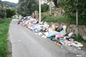 Messina. Zone dimenticate. L'emergenza rifiuti era finita, ma non a Zafferia