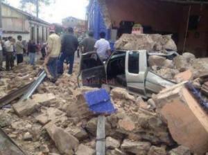 Terremoto in Guatemala almeno 40 morti