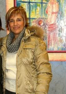"""Esposizione presso il Centro Commerciale di Pizzo. """"I colori della Calabria"""", mostra di Caterina Rizzo."""