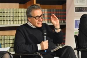 L'Assessore Caligiuri lancia dal Tropeafestival il libro verde della lettura in Calabria.