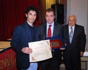 """Premio 'Orione': conclusa l'edizione 2012 con la cerimonia al """"Salone degli Specchi""""."""