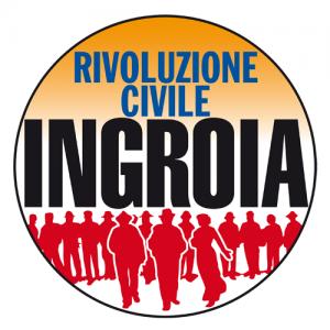 Antonio Ingroia: questa è la nostra agenda 2013.