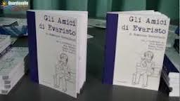 """Guardavalle. Presentazione del libro """"Gli amici di Evaristo"""" da parte dell'autore Domenico Geracitano."""