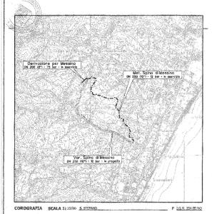 """In pubblicazione il decreto regionale per la variante """"Spina"""" della rete gas metano a Zafferia."""