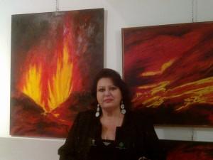 Serata romana all'insegna dell'arte e della poesia. Maria Teresa Spaziani ospite dell'Accademia Euromediterranea delle Arti