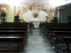 """Asp Catanzaro: la XXI giornata mondiale del malato 2013 nell'ospedale """"Giovanni Paolo II"""" di Lamezia Terme con messa del Vescovo."""
