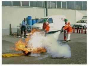 Corso antincendio per Messina e provincia