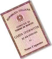 Comune di Messina. Le direttive del Ministero dell'Interno per il rilascio della Carta d'Identità.