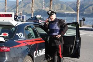 """Patti (Me), 3 persone arrestate dai Carabinieri per detenzione ai fini di spaccio di """"marijuana""""."""