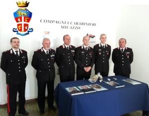 Carabinieri conferenza milazzo