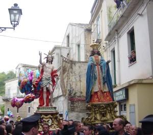 La Santa Pasqua a Guardavalle (Cz). Orari delle funzioni.