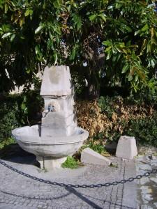Fontana di Spadafora