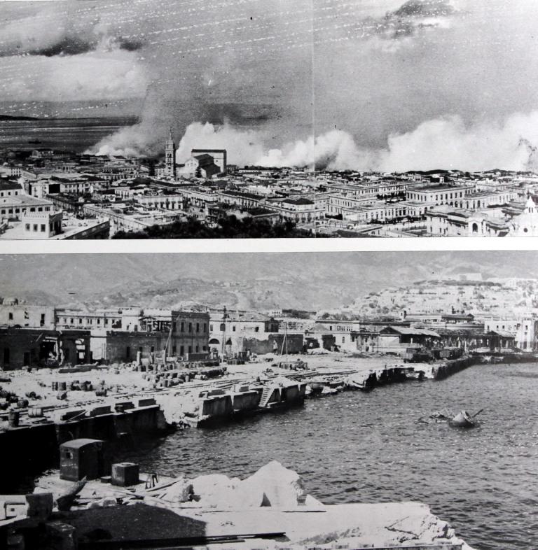 Messina citt fantasma nel 70 anniversario dei for Una citta sulla garonna