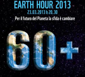 """Si è conclusa """"Ora della Terra 2013″."""