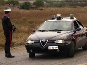 Ucria (Me): una persona arrestata per violenza, resistenza, minaccia e lesioni a Pubblico Ufficiale.
