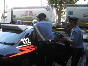 Messina – Fermate quattro persone per furto.