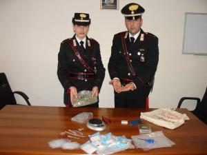 carabinieri palermo droga