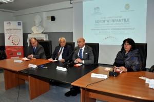 Asp Catanzaro: concluso a Lamezia il corso formativo regionale sulla sordità infantile.