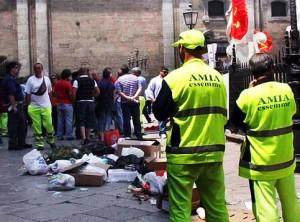 """A Palermo emergenza rifiuti nazionale? Lapiana """"Grati al Governo nazionale per attenzione a problemi AMIA"""""""