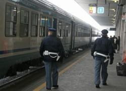 """Palermo. 2 arresti e 360 identificati nell'ambito dell'operazione """"stazioni sicure"""" della Polizia di Stato"""