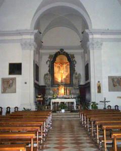 sangue torace chiesa