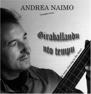 ANDREA NAIMO cantautore di Badolato